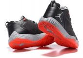 Баскетбольные кроссовки Jordan CP3.IX AE Black/Infrared - Фото 3