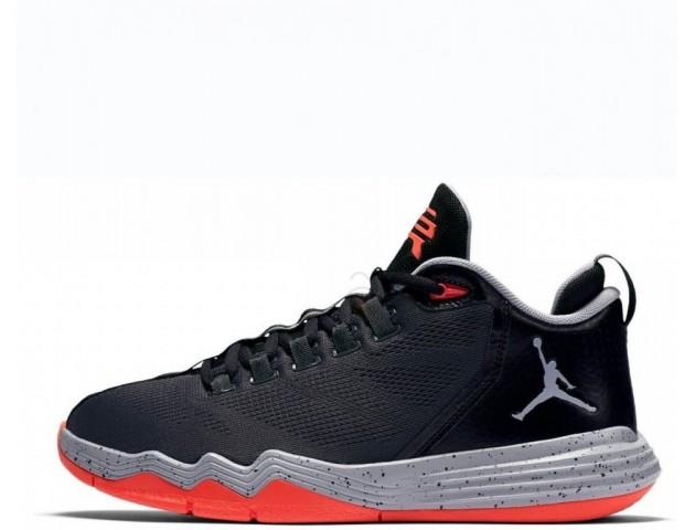 Баскетбольные кроссовки Jordan CP3.IX AE Black/Infrared
