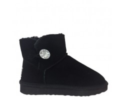 UGG Classic Mini Bling Black (Копия)