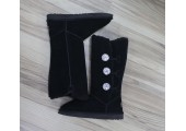 UGG Bailey Button Triplet Bling Black - Фото 7