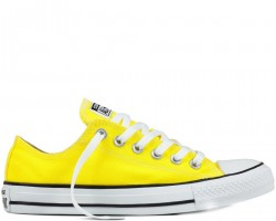 Кеды Converse All Star Chuck Taylor Low Yellow