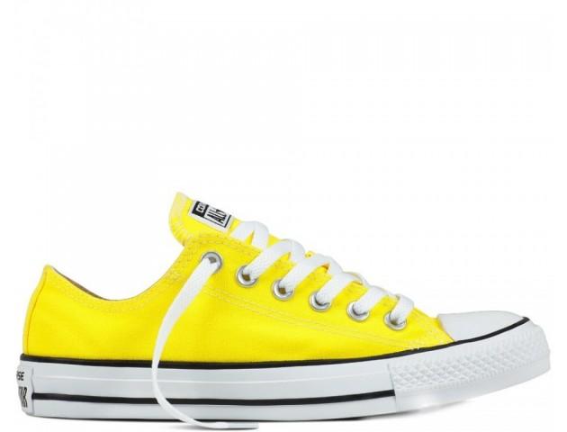 Кеды Converse All Star Chuck Taylor Low Yellow