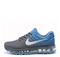Кроссовки Nike Air Max 2017 Wolf Grey/Light Blue