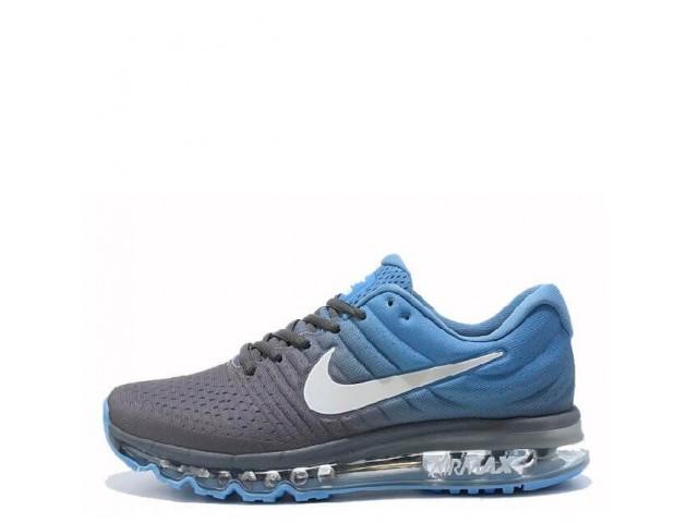 Кроссовки Nike Air Max 2017 Wolf Grey/Light Blue