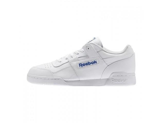 Кроссовки Reebok Workout Plus White
