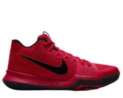 Баскетбольные кроссовки Nike Kyrie Irving 3 University Red/Black