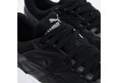 Кроссовки Puma R698 Core Leather Black - Фото 4
