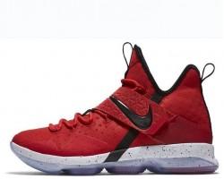 Баскетбольные кроссовки Nike LeBron 14 University Red