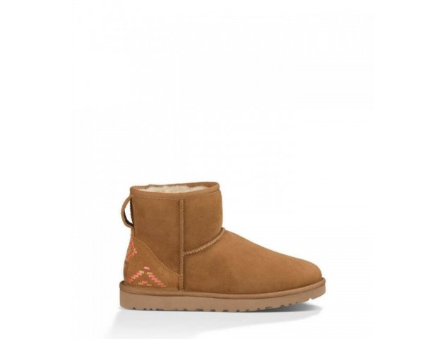 UGG Classic Mini Chestnut Ornament