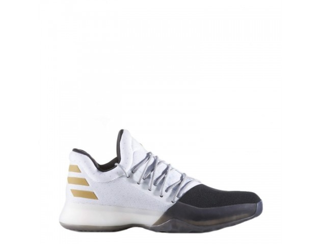 Кроссовки Adidas Harden Vol.1 Black Toe/White