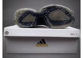 Кроссовки Adidas Harden Vol.1 Black Toe/White - Фото 3