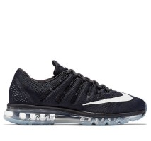 Кроссовки Nike Air Max 2016 Black/White-Reflect Silver