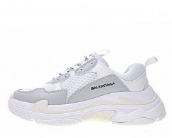 Кроссовки Balenciaga Triple-S White