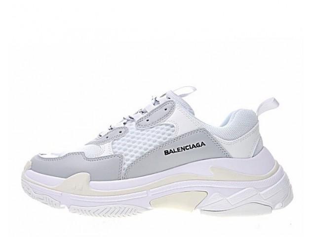 Кроссовки Balenciaga Triple-S White