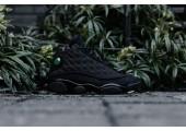 Баскетбольные кроссовки Air Jordan 13 Retro Black Cat - Фото 4