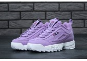 Кроссовки Fila Disruptor II Purple - Фото 9