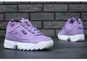 Кроссовки Fila Disruptor II Purple - Фото 2