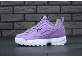 Кроссовки Fila Disruptor II Purple - Фото 5