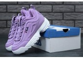 Кроссовки Fila Disruptor II Purple - Фото 4