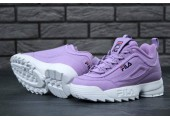 Кроссовки Fila Disruptor II Purple - Фото 7