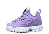 Кроссовки Fila Disruptor II Purple - Фото 1