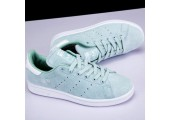 Кроссовки Adidas Stan Smith Azure - Фото 2
