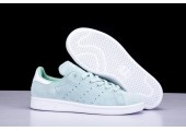 Кроссовки Adidas Stan Smith Azure - Фото 7