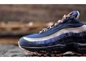 Кроссовки Nike Air Max 95 Prepium Denim - Фото 4
