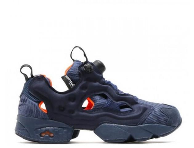 Кроссовки Reebok Insta Pump Fury Blue/Orange