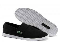 Слипоны Lacoste Slip-On Gazon Sport Black