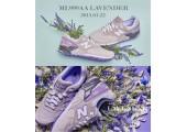 Кроссовки New Balance ML999AA Lavender - Фото 2