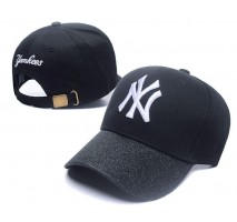 Кепка MLB New York Yankees Snapback Black/White