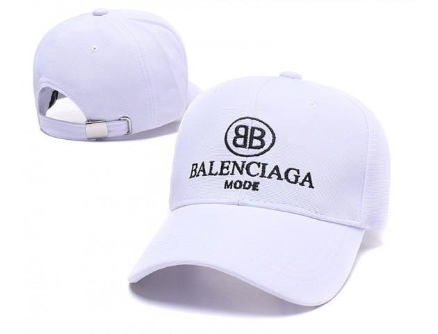 Кепка Balenciaga Mode Cap White
