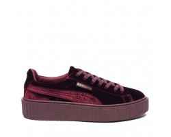 Кроссовки Puma x Rihanna Fenty Creeper Velvet Royal/Purple