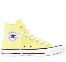 Кеды Converse Chuck Taylor All Star High Light Yellow