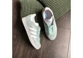 Кроссовки Adidas Gazelle Mint - Фото 4