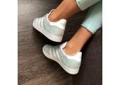 Кроссовки Adidas Gazelle Mint - Фото 8