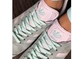 Кроссовки Adidas Gazelle Mint - Фото 5