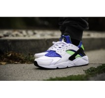 Кроссовки Nike Air Huarache OG Scream Green