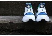 Кроссовки Nike Air Huarache OG Scream Green - Фото 2