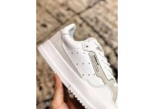 Кроссовки Adidas Yeezy Powerphase Core White - Фото 8