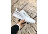 Кроссовки Adidas Yeezy Powerphase Core White - Фото 6