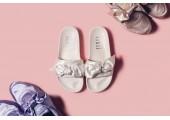 Тапочки Puma х Rihanna Fenty Bow Milk - Фото 6