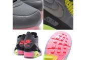 Кроссовки Nike Air Max 90 SneakerBoot Ice Dark Grey/Black/Force Green/Hyper - Фото 7