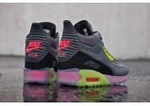 Кроссовки Nike Air Max 90 SneakerBoot Ice Dark Grey/Black/Force Green/Hyper - Фото 6