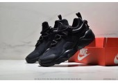 Кроссовки Nike Air Huarache City Move Triple Black - Фото 3