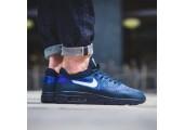 Кроссовки Nike Air Max 87 Ultra Flyknit Blue/Black - Фото 5