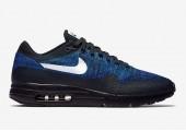 Кроссовки Nike Air Max 87 Ultra Flyknit Blue/Black - Фото 4