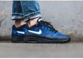 Кроссовки Nike Air Max 87 Ultra Flyknit Blue/Black - Фото 3