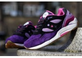 Кроссовки Saucony x Feature G9 Shadow 6 The Barney - Фото 4